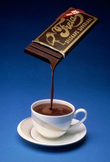 Kokesjokolade fra Freia